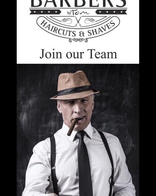 Les Old School Barbers de Dudelange recrutent: