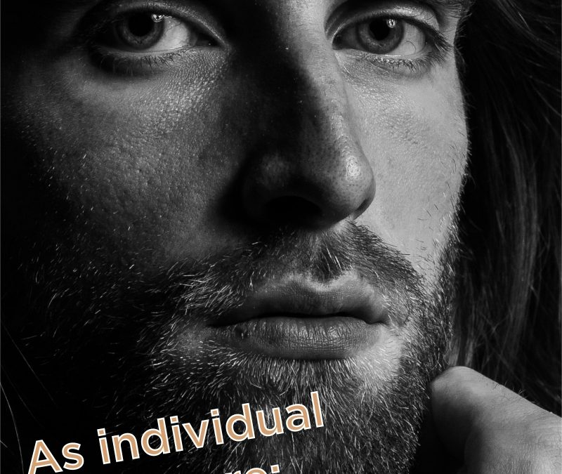 As individual as your are: